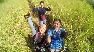 SANGGALA goes to MT  HUGOM DAGULDOL Batangas!