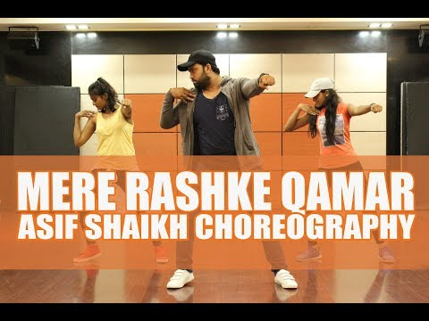 Mere Rashke Qamar | Baadshaho | Asif Shaikh Choreography