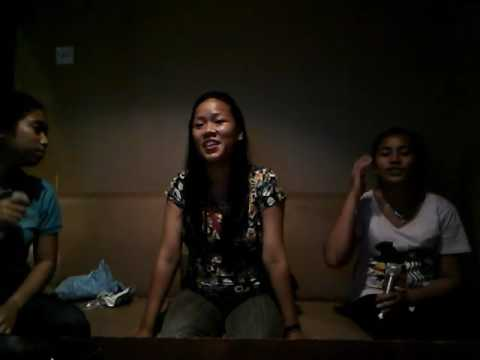 Echy,Ge&Liana Karaoke @FunWorld Sunter Mall