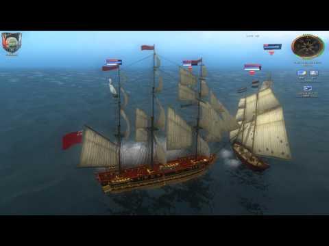 Age of Pirates 2 Naval Combat