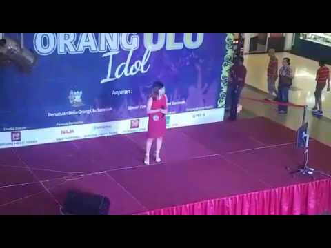 Ai Mata Lelengau (cover) by Jess - ORANG ULU IDOL 2017