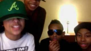 Mindless Behavior On Ustream #2011