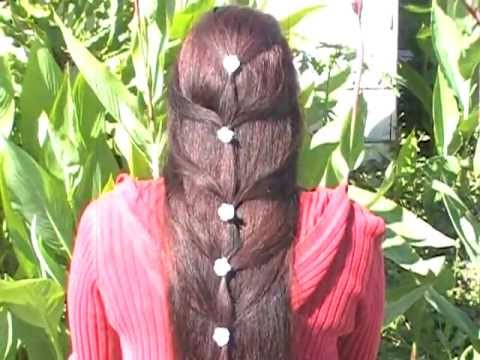 ♥-how-to:-bridal-hairstyles-wedding-updo-for-long,-medium,-and-short-hair-tutorial