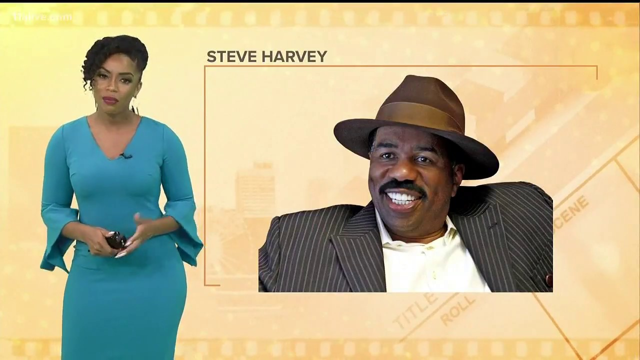 Steve Harvey gives 200 youngsters a lesson in manhood