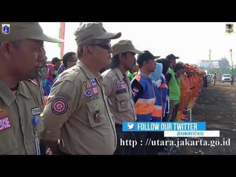 Apel Gelar Pasukan Antisipasi Bencana Banjir Libatkan 1 773 Personil Gabungan , Kamis (2/11) Mp3
