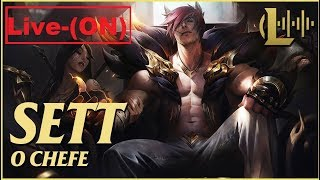 League of Legends (NORMAL GAME, RANK, URF)