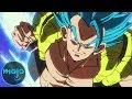 Top 10 Dragon Ball Super: Broly Moments thumbnail
