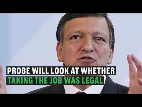 EU opens ethics probe into Barroso | CNBC International
