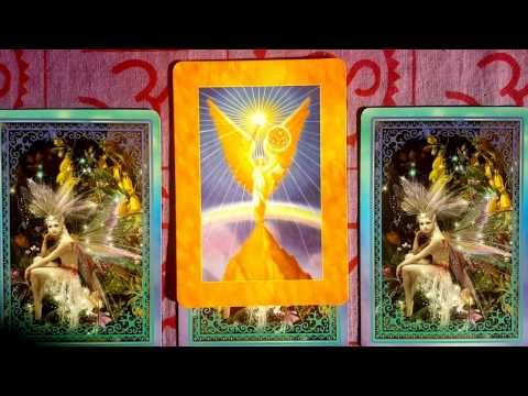 November 14 - 20, 2016 Weekly Angel Tarot & Oracle Card Reading