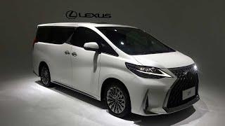 Lexus LM 350, MPV empat tempat duduk pada RM1.148 juta