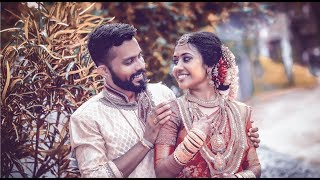 Ananad & Rajalekshmi - Wedding Story