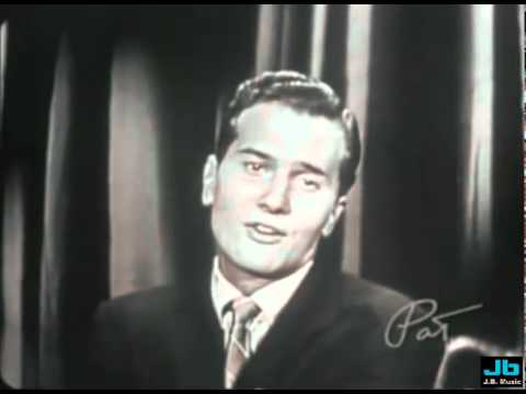 Pat Boone  Love Letters In The Sand