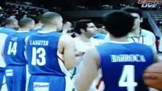 Philippine BasketBall Team WIN to IRAN