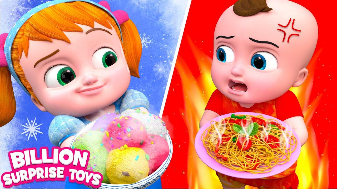 Babysitting Time   Cartoon for kids - BillionSurpriseToys