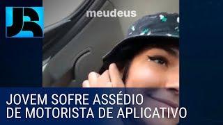Jovem filma assédio de motorista de aplicativo no Rio Grande do Sul