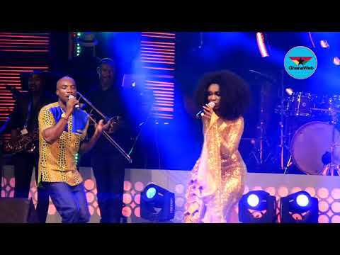 Becca UNVEILED: Kwabena Kwabena and Becca sing 'You lied to me'