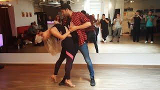 KC Bachata Sensual @ Dance Republic Stockholm, August´16