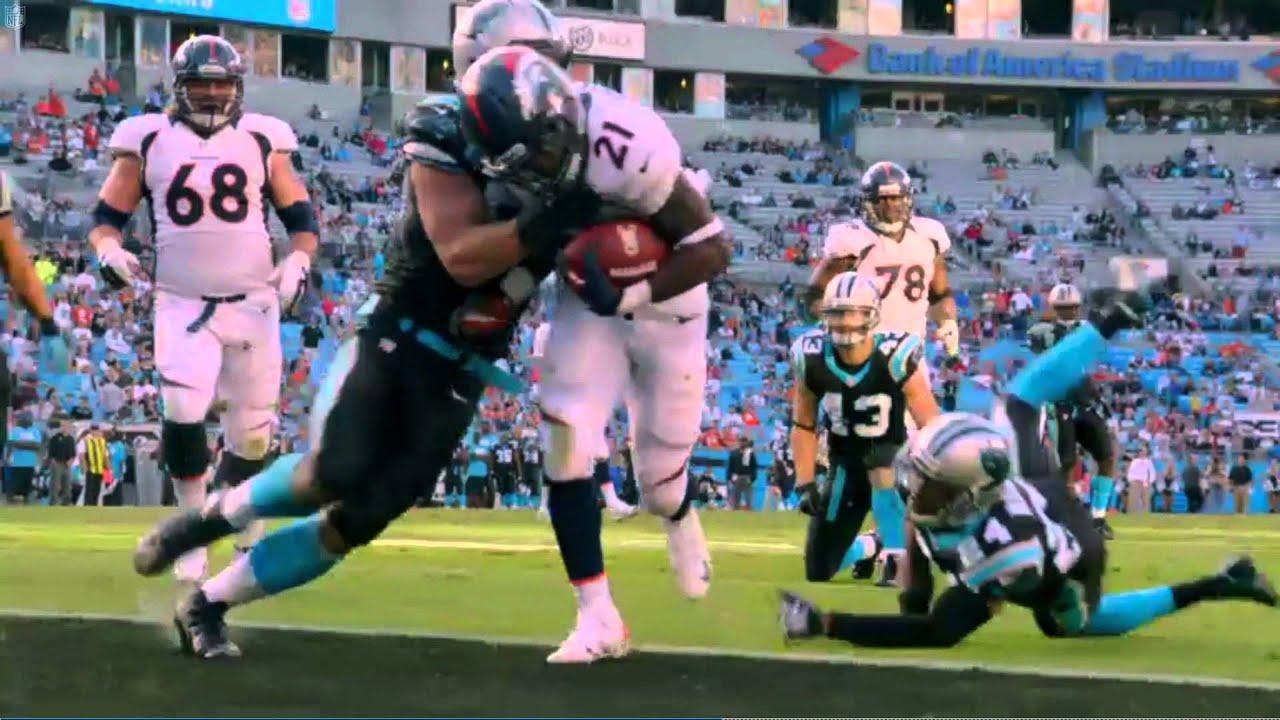 aad39992715 Greatest Uniform in NFL History (Carolina Panthers black alternates ...