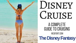 Disney Cruise on the Fantasy | Daily Vlog