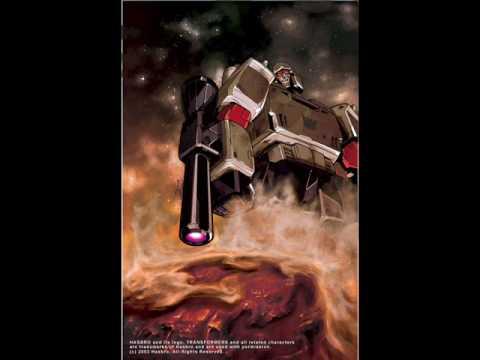 "Transformers  Ringtone""Calling All Decepticons"" (Megatron's Madness Mix)"