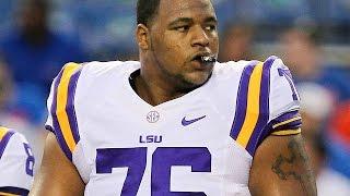Josh Boutte (LSU OG) vs Mississippi State 2015