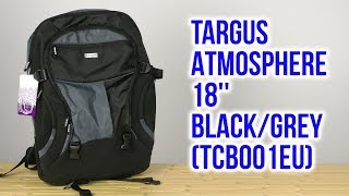 Розпакування Targus Atmosphere 18
