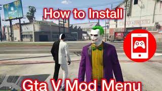 Install GTA 5 Mod Menu ||Script Hook V|| [How to Use it]
