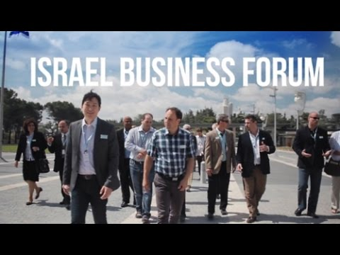 Israel Business Forum 2016
