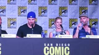 Comic Con 2016 - Arrow Panel Discussions