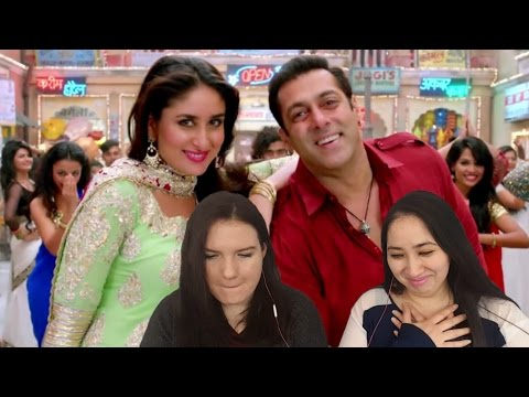 'Aaj Ki Party' Song Mika Singh Salman Khan, Kareena Kapoor Bajrangi Bhaijaan Reaction Video