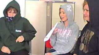 3 hoodies