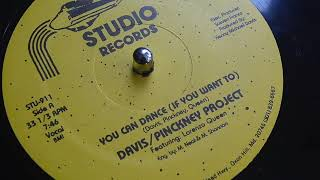 Davis Pinckney Project - You Can Dance (If You Want To)
