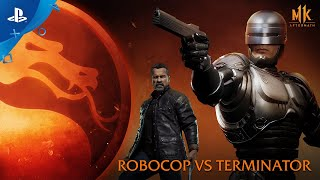 Mortal Kombat 11: Aftermath – RoboCop vs. Terminator | PS4
