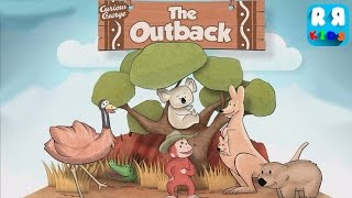 Curious George: Zoo Animals - The Outback - Best Apps for Kids | Educational