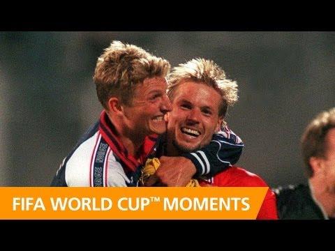 World Cup Moments: Kjetil Rekdal