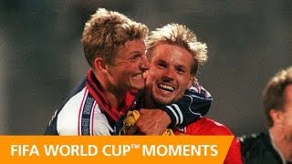 World Cup Moments: Kjetil Rekdal
