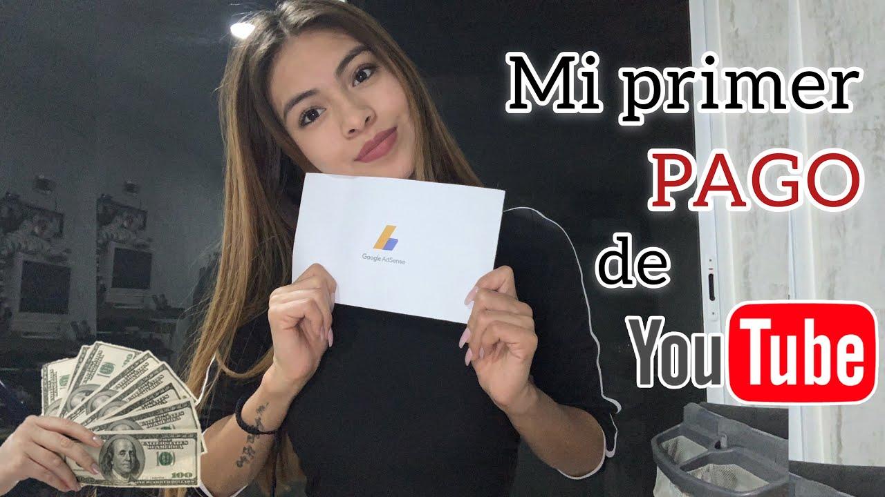 Download MI PRIMER PAGO DE YOUTUBE 💸 | #Storytime | Ammy Alvarado