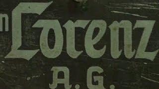 Зубодовбальний верстат Lorenz SV00 A. G