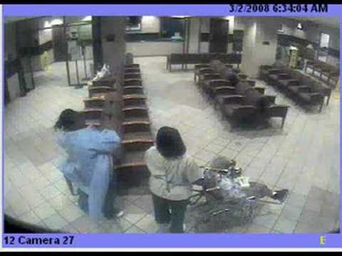 "Hospital Staff ""Celebrate"" Brutal Attack of Civil Rights"