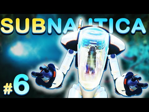 PRAWN SUIT AND DRILLING, CAN WE DO IT? - Subnautica Survival Gameplay #6