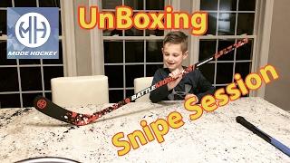 Kids HocKey New Stick Unboxing Prank Mode Hockey BattleMode