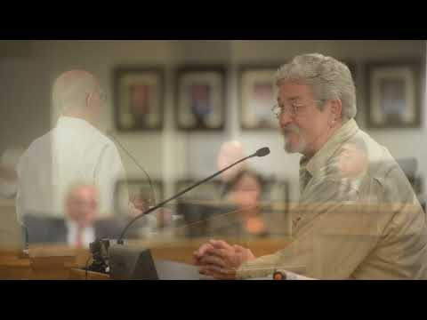 Residents voice opinions on Jackson County board asking Sheriff Steven Rand to resign