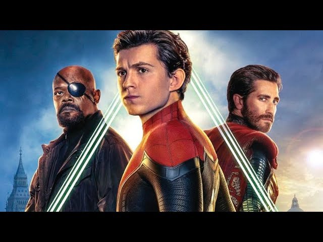Spider-Man: Far From Home review - Nah, it'll be fine
