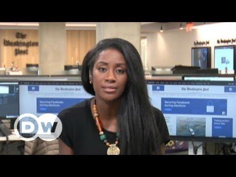 Khashoggi's Washington Post editor Karen Attiah talks with DW | DW English