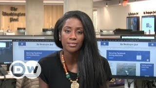 Khashoggi's Washington Post editor Karen Attiah talks with DW | DW English