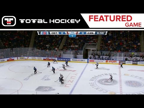 Detroit Belle Tire VS. Czech Knights // AAA Final // Quebec Pee-Wee Tournament