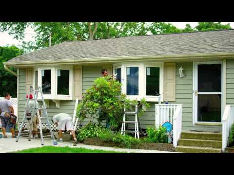 Bay Windows and Casement Windows Installation - Long Island