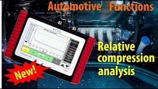 Lab Scope-Handheld Automotive Diagnostic Oscilloscope Tool - CarScope Viso - Automotive