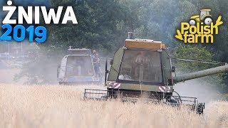 ㋡Żniwa 2019//3X FORTSCHRITT E512//URSUS 902//Polish Farm
