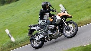 #266. Самый быстрый мотоцикл BMW R 1200 GS 2007